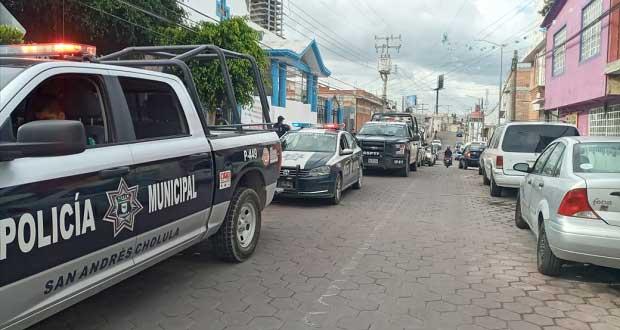 Ssptm de San Andrés remite a 17 personas ante juez calificador