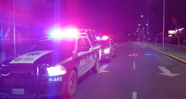 Ssptm de San Andrés actúa para fortalecer la seguridad