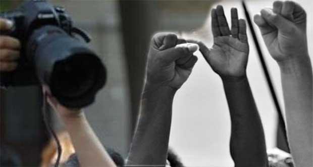 Puebla sin leyes apropiadas para defender a periodistas y activistas: Casede