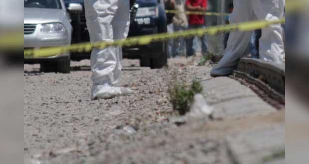 El fin de semana hallan dos cuerpos encobijados en Puebla capital