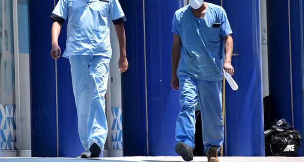 Jalisco y Veracruz, con más ataques a enfermeros durante contingencia