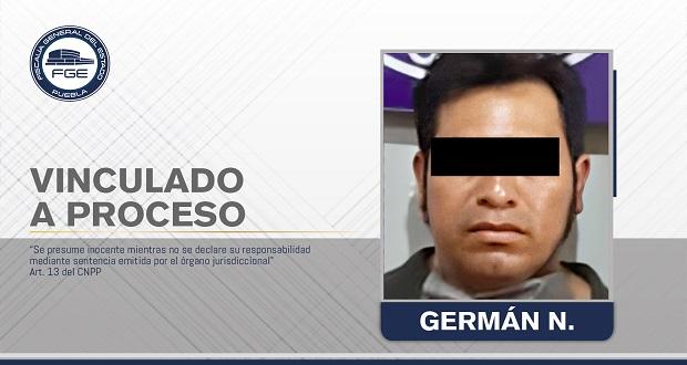 Vinculan a proceso hombre investigado por homicidio en Zoquitlán
