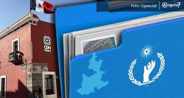 En primer semestre, CDH recibe 2,604 quejas; la FGE es de las más señaladas