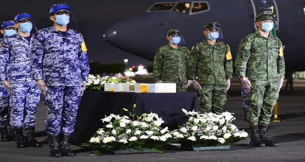 Arriban 245 urnas con cenizas de mexicanos fallecidos en EU