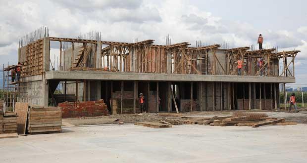 Con inversión de 5.9 mdp, avanzan obras para secundaria en San Andrés