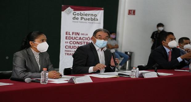 Puebla lanzará su canal de TV educativo a nivel nacional
