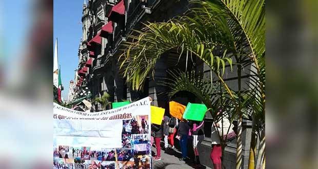 Covid deja sin ingreso a trabajadoras sexuales en Puebla; piden apoyo a Comuna