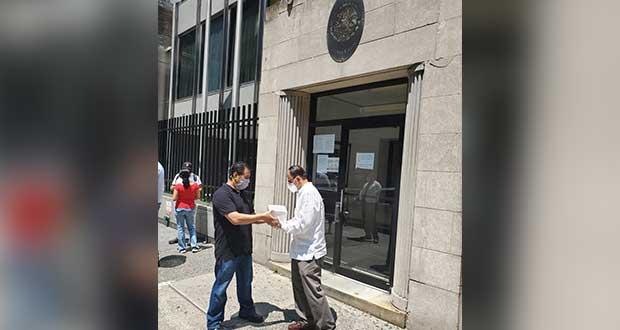 Fuerza Aérea repatriará restos de 200 paisanos a Puebla y 12 estados