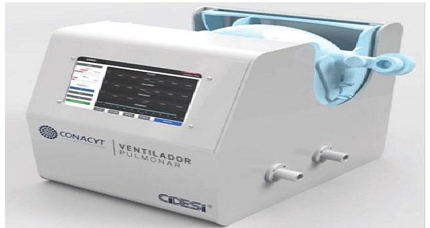 Conacyt iniciará producción en serie de ventiladores Covid: AMLO