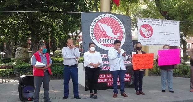 Con despachos jurídicos, Agua de Puebla presiona para pagar adeudos ilegales