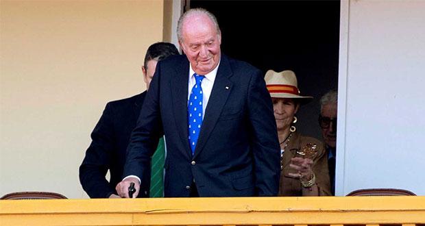 Escapa de España Juan Carlos I, señalado de corrupción