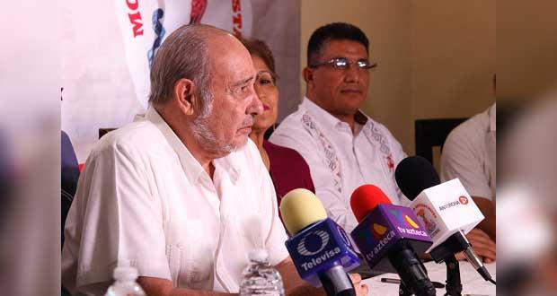 """Hay 16 órdenes de captura """"fabricadas"""" contra líderes de Antorcha, acusan"""