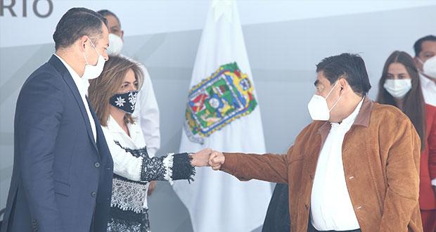 Destacan inversión extranjera de 545 mdd en Puebla durante 1S