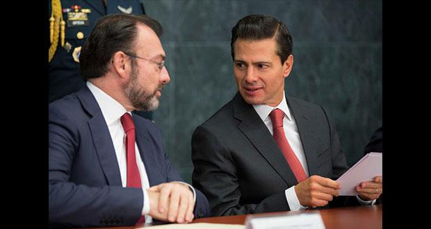 SFP inhabilita del servicio público a Luis Videgaray por 10 años