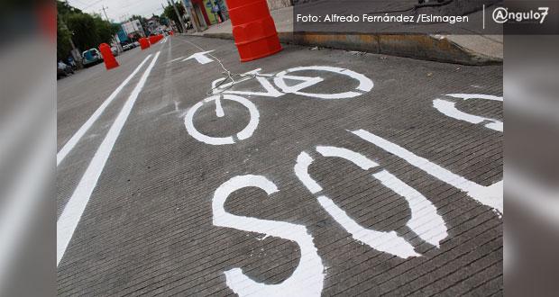 Puebla necesita ciclovías en periferia y evitar invasión de autos: ONG