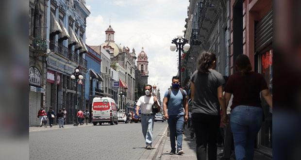 Puebla, décimo estado con menos incremento de movilidad: SS federal