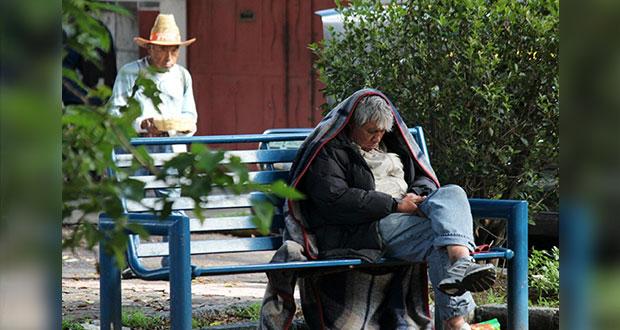 En 2018, 56% de personas pobres en Puebla eran mayores de 65 años: Coneval