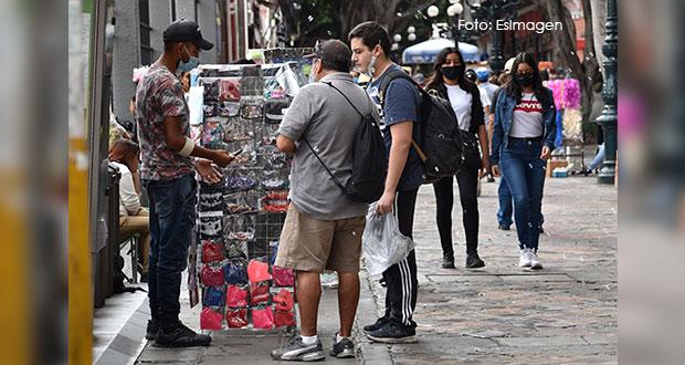 Canaco afirma que ambulantaje crece 200% en Centro Histórico por falta de contención