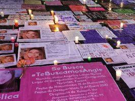 Tras 7 meses desaparecida, hallan muerta a Angie; exigen investigación seria