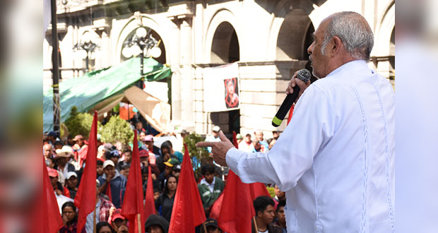 Antorcha no será partido; sumará votos a opositores de Morena en 2021