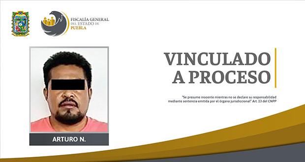 FGE logra prisión preventiva contra presunto narcomenudista