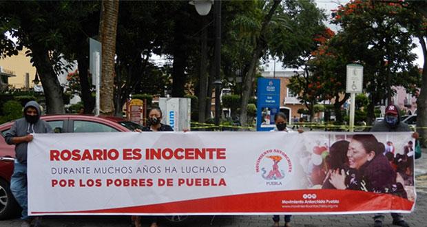 "Antorchistas de Atlixco llaman tomar control político ante ""catástrofe"""