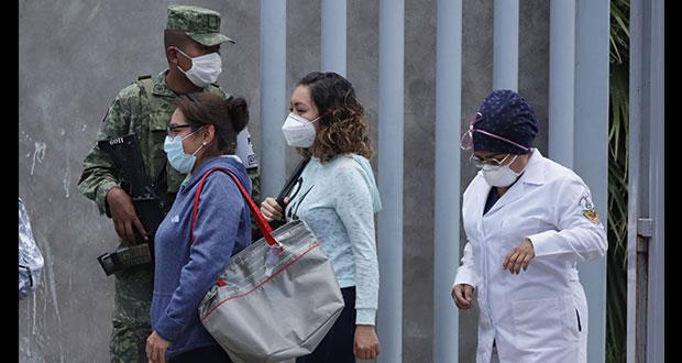 Mantiene Puebla tasa de 64% de recuperados tras contraer Covid