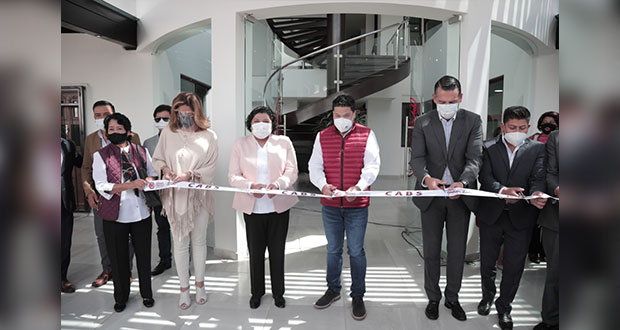 Con inversión de 26 mdp, Pérez inaugura nuevo Centro Administrativo