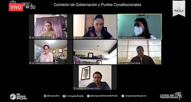 Congreso local determinará en próximos días si disuelve Cabildo de Tehuacán