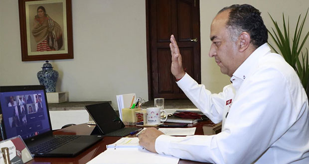 Comisión de Víctimas va por reparar agravios a DH en Puebla: Segob