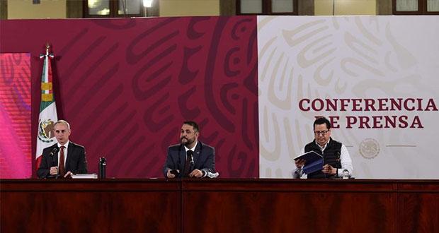 México supera 500 mil casos acumulados y 55 mil muertes por Covid