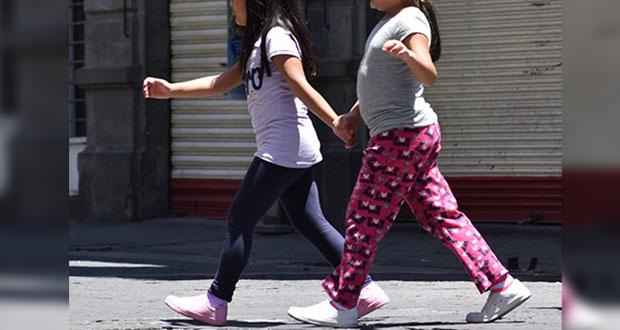 En tres semanas, Puebla registra 120 menores de edad con Covid; suben 32.5%