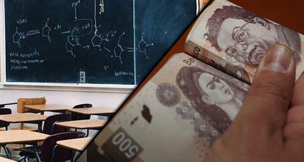 Sin regreso a aulas, escuelas privadas exigen cuota para insumos, acusan