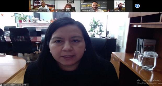 Gobierno de Puebla da a 163 personas cursos sobre cooperativas