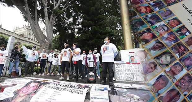 Puebla, sin política pública para buscar a personas desaparecidas: colectivo