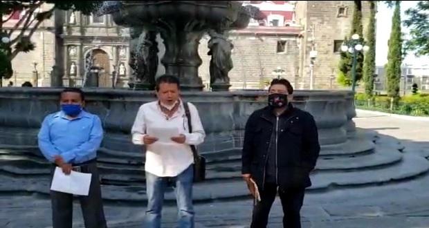 Agua de Puebla obliga a renunciar a 1,200 empleados para subcontratarlos