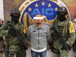 """Cae """"El Marro"""", líder del Cártel de Santa Rosa; UIF le bloquea cuentas"""