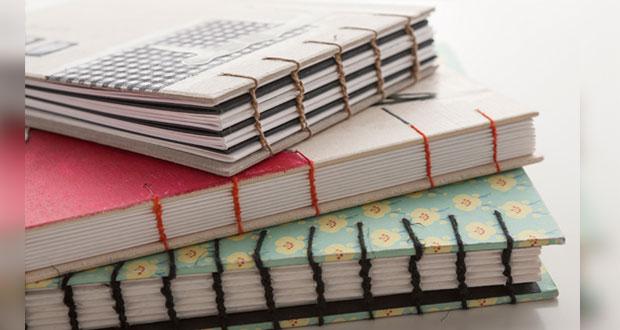 Aprende cómo elaborar un cuaderno artesanal; habrá taller en línea