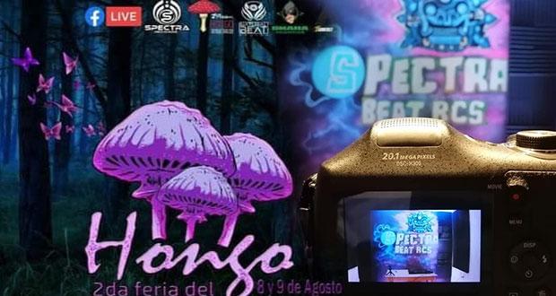 Excursión se realizó con medidas sanitarias: Feria del Hongo en Canoa