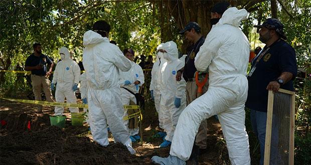 En Guanajuato, 109 fosas clandestinas halladas de 2009 a junio 2020