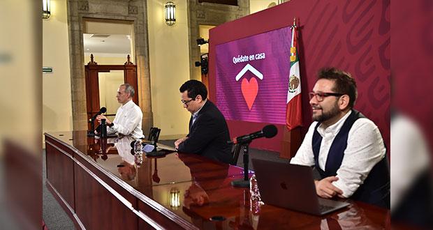 Tras 75 días, Puebla estará dos semanas en semáforo naranja por Covid-19