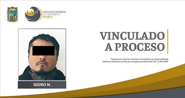 Vinculan a proceso a sujeto por intento de feminicidio en Acatzingo