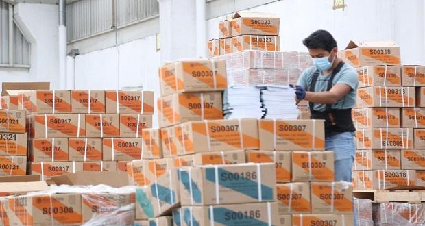 Se entregarán más 9 millones de libros de texto gratuitos en Puebla