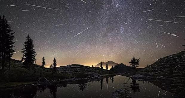 El 12 de agosto podrás ver la lluvia de estrellas de las Perseidas