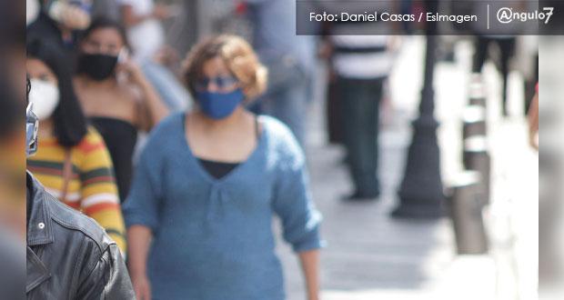 Personas de 15 a 20 años y amas de casa, los más afectados por Covid en Puebla