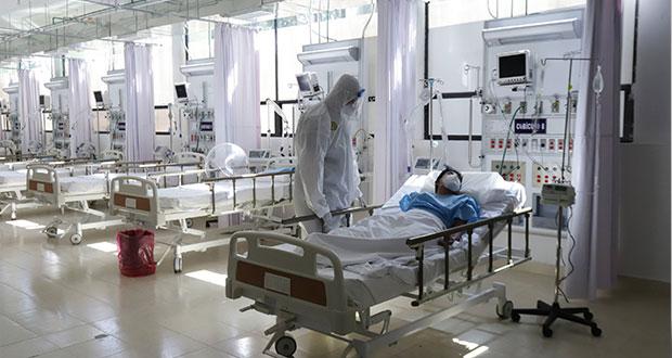 En Puebla, 108 casos de Covid y 175 recuperados en un día: Federación