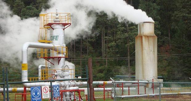 CFE busca aprobación de Semarnat para pozo geotérmico en Chignahuapan