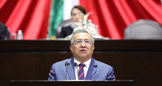 Denuncia de Lozoya confirma difamaciones contra Barbosa: Saúl Huerta