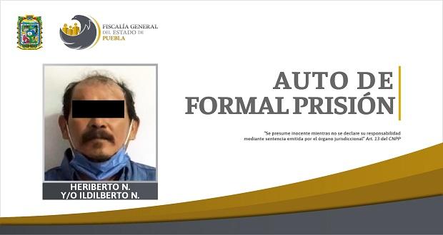Por secuestro y corrupción de menores, hombre va a la cárcel