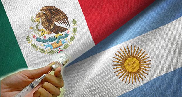 México y Argentina acuerdan frente ante Covid y fortalecer alianza